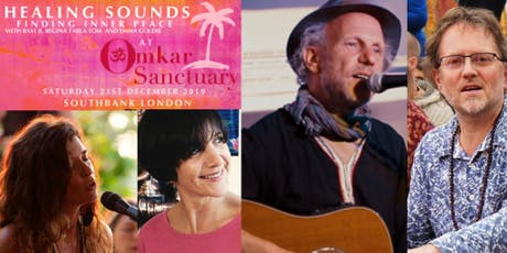 Healing Sounds with Ravi Ji, Regina, Tabla Tom & Emma Goldie tickets