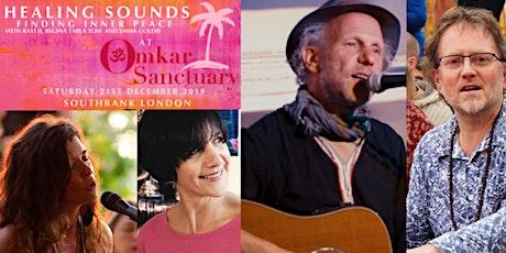 Healing Sounds Kirtan with Ravi Ji, Regina, Tabla Tom & Emma Goldie tickets