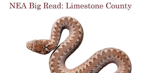 NEA Big Read: Limestone County Planning Lunch