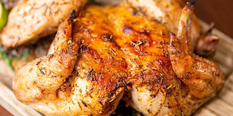 Roasted Chicken Feast - Team Building by Cozymeal™ tickets