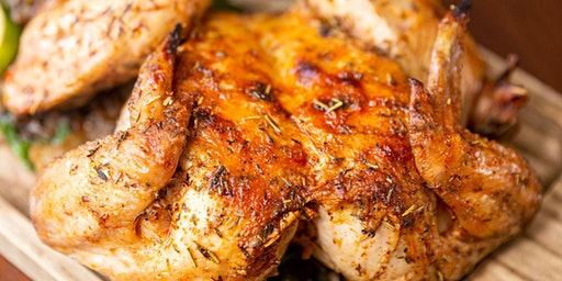Roasted Chicken Feast - Team Building by Cozymeal™
