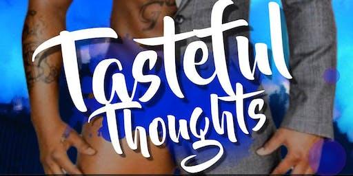 """Tasteful Thoughts"" Sip n' Paint"