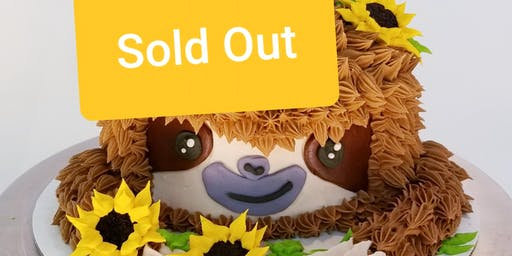 SOLD OUT Adult/Child Cake Decorating Class