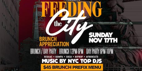 BRUNCH IN TIMES SQUARE ( FEED THE CITY APPRECIATION BRUNCH ) tickets