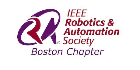 IEEE Robotics and Automation Society talk @ WPI Seaport tickets