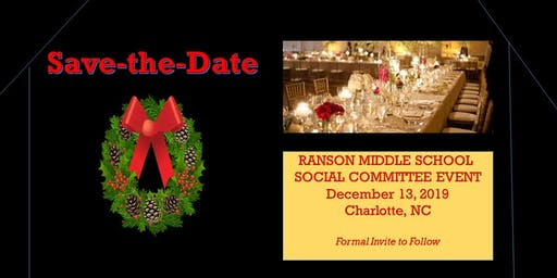 Ranson Middle School - Social Committee Event