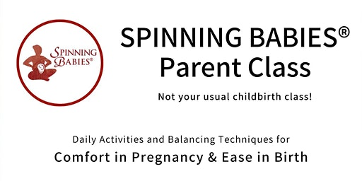 SPINNING BABIES® PARENT CLASS - Calgary (APRIL)
