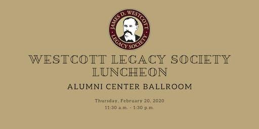 Westcott Legacy Society Annual Luncheon