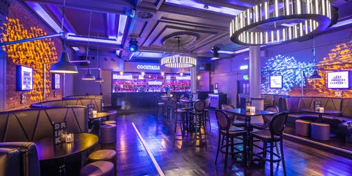 BRINGAFRIEND4FREE! Xmas Mingle/ Party @ Sway Bar Holborn, Free Food, dj, Dancing