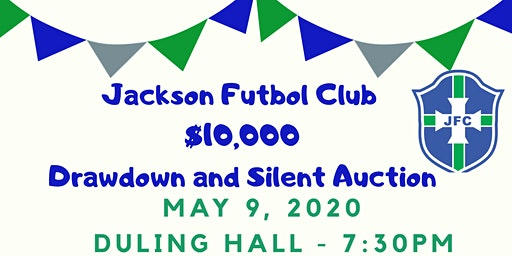JFC 13th Annual $10,000 Drawdown and Silent Auction