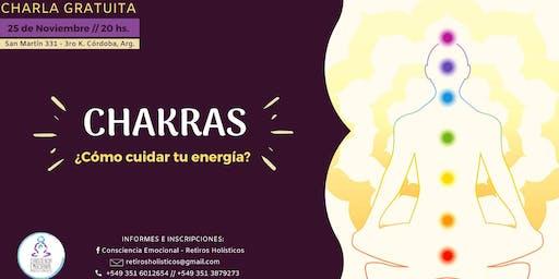 Chakras ¿Cómo cuidar tu energía? - Chrala gratuita