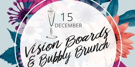 Vision Boards & Bubbly Brunch tickets