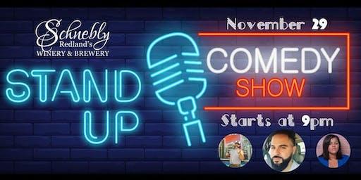 Comedy Night with El Caballo