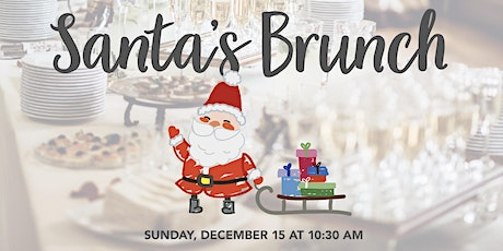 Santa's Brunch - Carriage House tickets