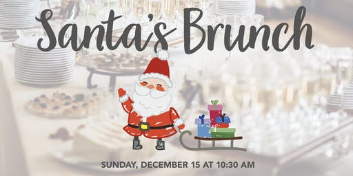 Santa's Brunch - Carriage House