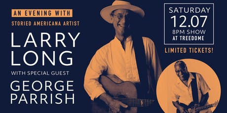 An evening with Larry Long and George Parrish tickets