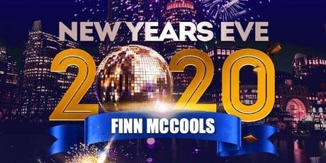 New Year's Eve 2020 at Finn McCool's! tickets