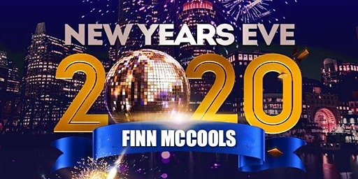 New Year's Eve 2020 at Finn McCool's!