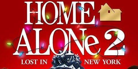 Home Alone 2- Santa Rooftop Cinema Club