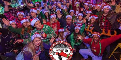 15th Annual Raleigh Santa Hat Pub Crawl