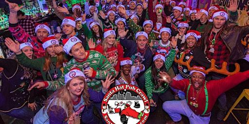15th Annual Raleigh Santa Hat Pub Crawl