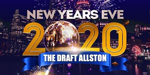 New Year's Eve 2020 at The Draft!