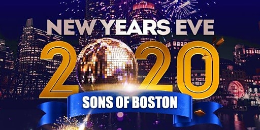 New Year's Eve 2020 at Sons Of Boston!