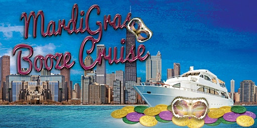 Mardi Gras Booze Cruise on February 22nd