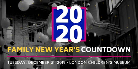 Family New Year's Countdown tickets