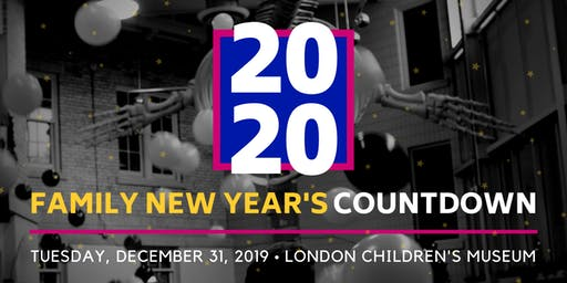 Family New Year's Countdown