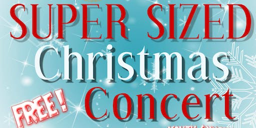 The Woodlands Symphony Super Sized Concert