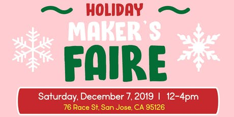 Holiday Maker's Faire 2019 tickets