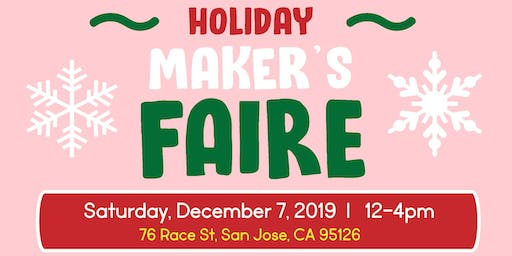 Holiday Maker's Faire 2019