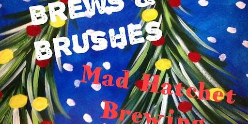 Brews & Brushes