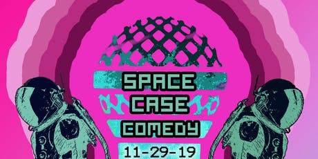Space-Case Comedy With Spookadelia!  tickets