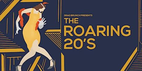 Drag Brunch: Roaring 20's tickets