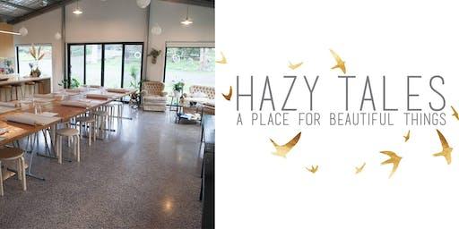Ceramic sculpture workshop Hazy Tales Studio