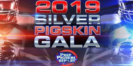 2019 Silver Pigskin Gala tickets