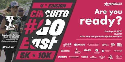 Circuito Go East Gimenez Riili 4° Edición 2019.  4° Fecha Circuitos ALTO RUNNING - Copa SANCOR SEGUROS