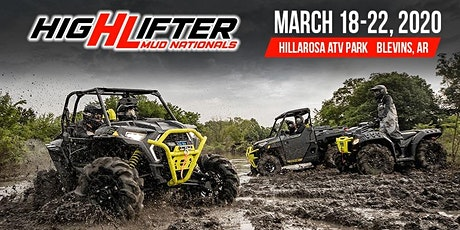 High Lifter Mud Nationals tickets
