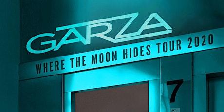 GARZA - WHERE THE MOON HIDES TOUR 2020 tickets