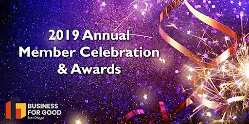 2019 Annual Member Celebration & Awards
