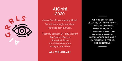 AIGrrls 2020: AI and Cultural IQ