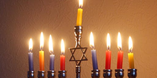 Share the Light: Hanukkah Celebration & Benefit Concert at ZenBarn