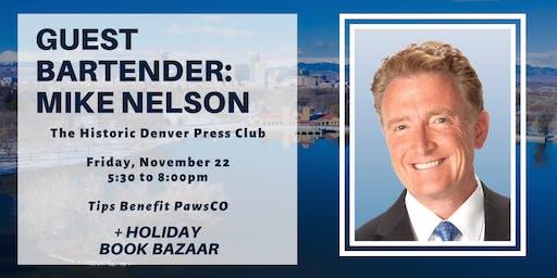 Guest Bartender: Denver7's Mike Nelson