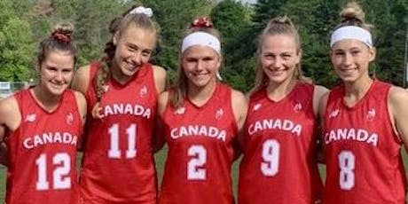 TEAM CANADA PLAYERS NIGHT AND CLINIC   tickets