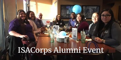 ISACorps Alumni Networking Event in Chicago