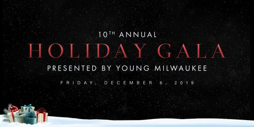 2019 Young Milwaukee Holiday Gala