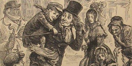 A Christmas Carol Literary Dinner tickets