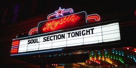 The Soul Section: Petaluma High School Music Benefit tickets